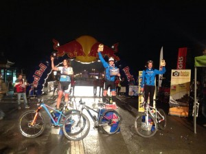 podium MoonTimeBike 2014 Feminin Open