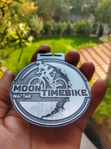 Metalica la Moon Time Bike